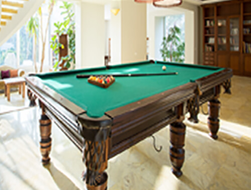 Specialty Items - Pool Tables